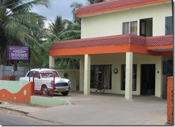 hotel velanganni