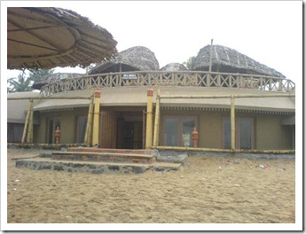 Baywatch beach home - cherai beach