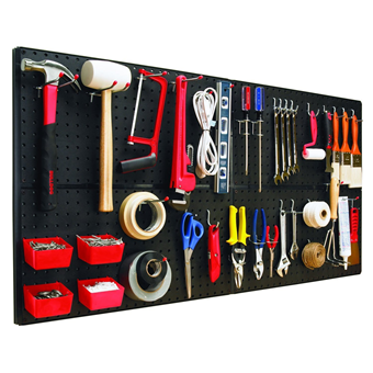The Bulldog Hardware 131588 Peg-A-System Ultimate Kit
