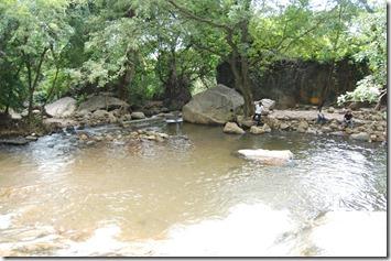 Monkeyfalls near Aliyar
