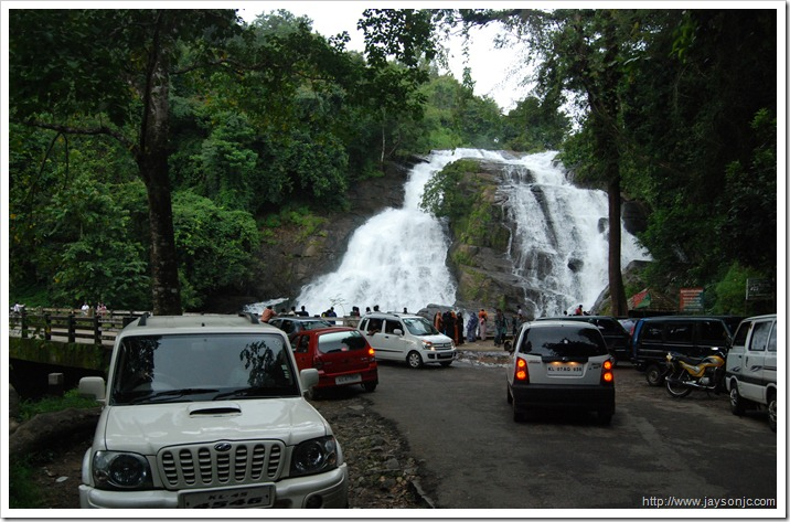 Charpa water falls - Athirippilly