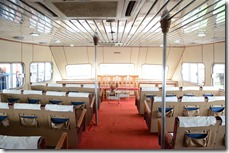Sagara Rani lower deck conference room