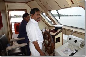 SagaraRani captain