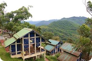 Abandoned Cottages at KTDC Golden Peak