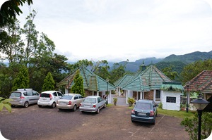 KTDC Golden Peak Resort - Ponmudi