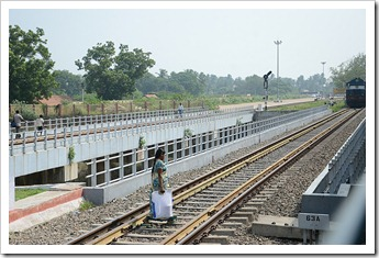 Nidamangalam Station