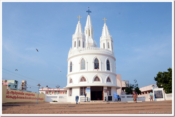 Naduthittu Church, Velankanni