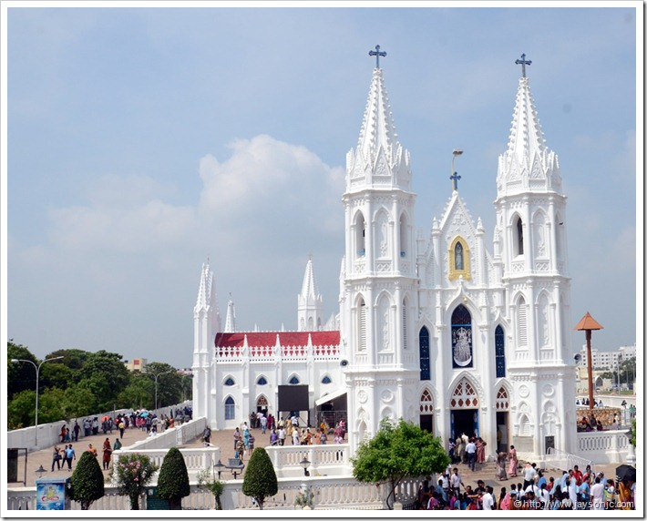 Velankanni Shrine Basilica