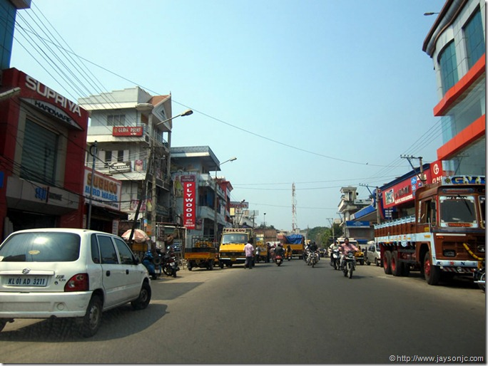 Power house road, Trivandrum