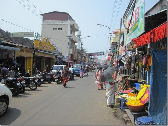 Chalai Market Road, Trivandrum