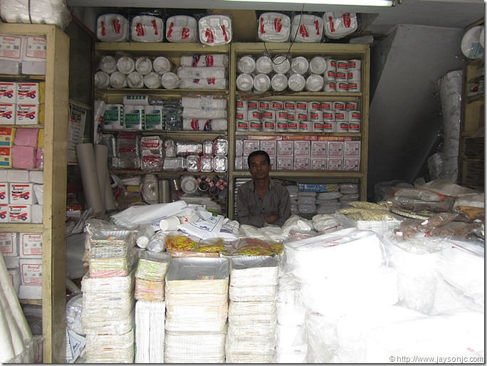 Ashraf from Ali Traders, Chalai market, Trivandrum