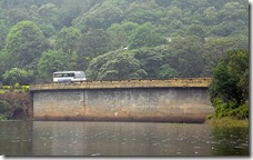 bus over gavi dam